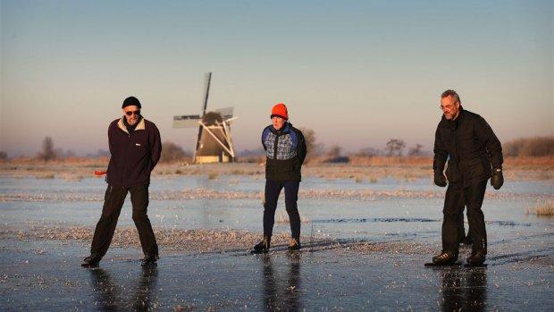 Nederland - schaats…