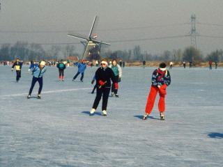 Nederland - winter …